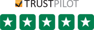 Vestdøren på Trustpilot