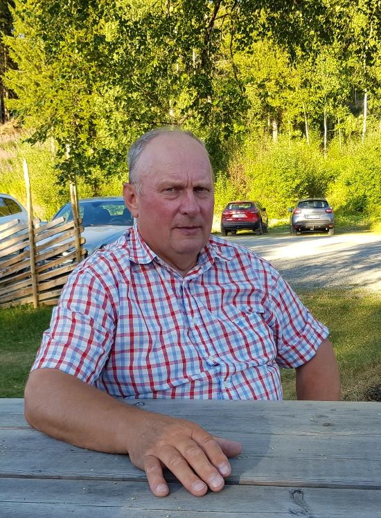 Johannes Nielsen hos Vestdøren